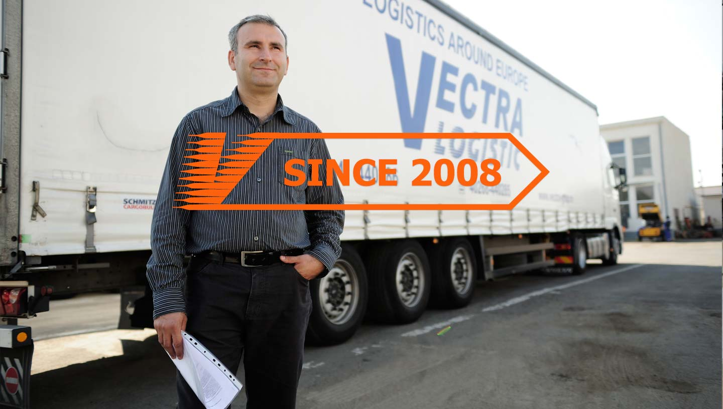 Goods transport since 2007 - Vectra Logistic
