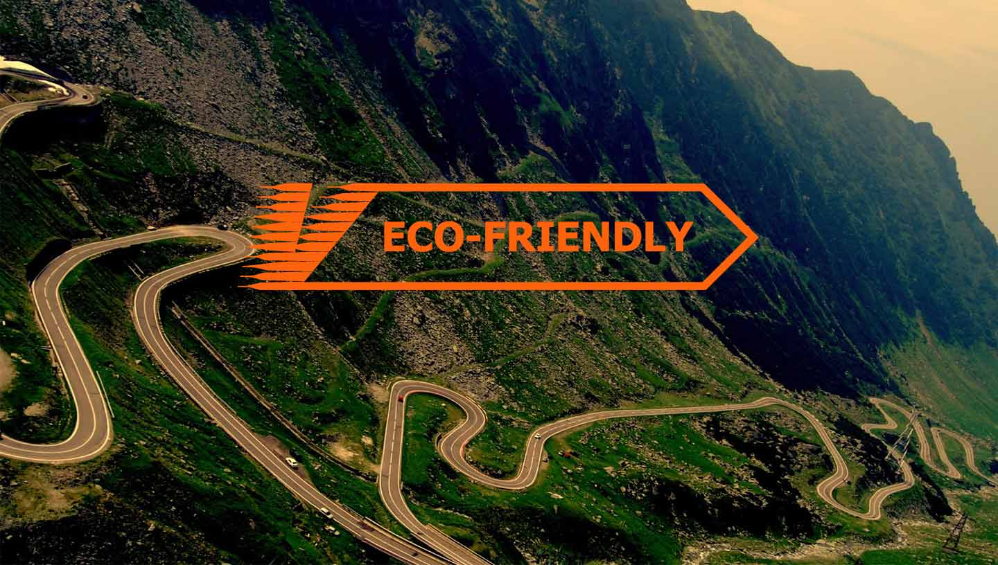 ECO Friendly tansport solutions - Vectra Logistic