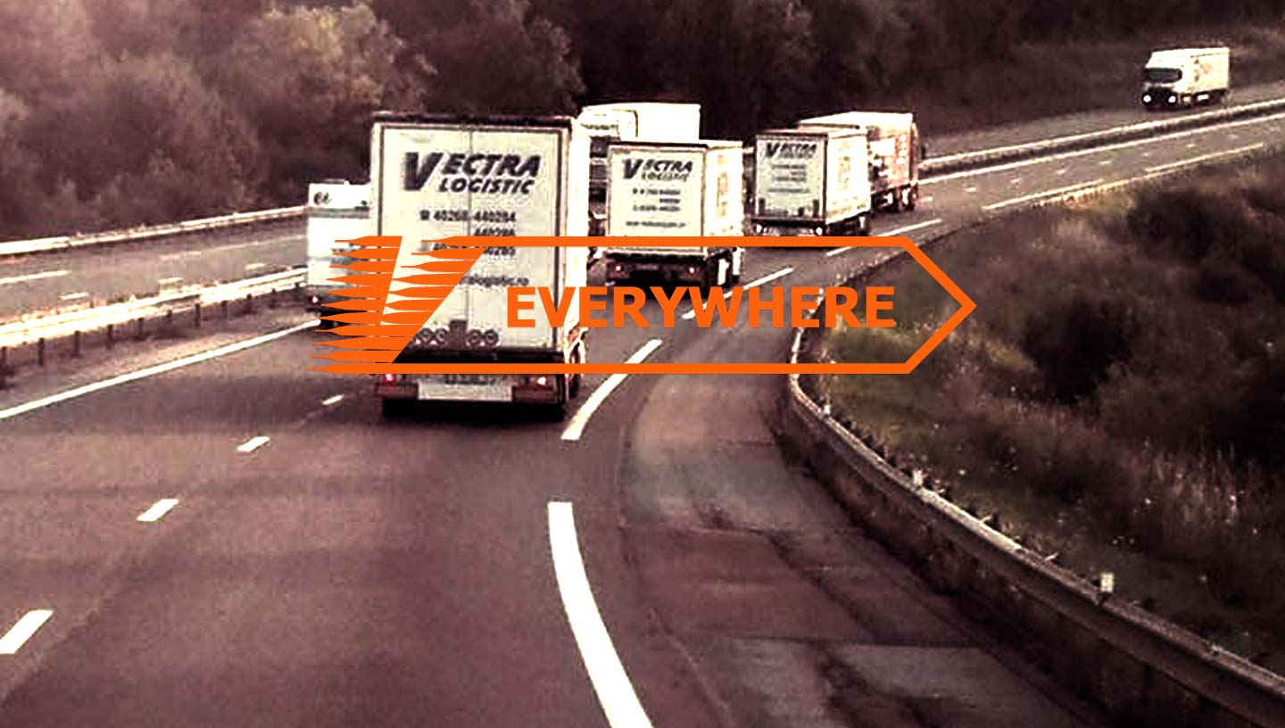 We are everywere- Vectra Logistic